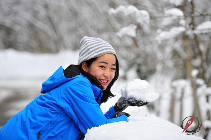 1 Akita Snow 1