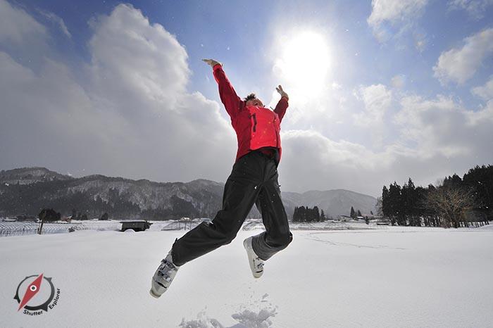 6 Akita Snow 6