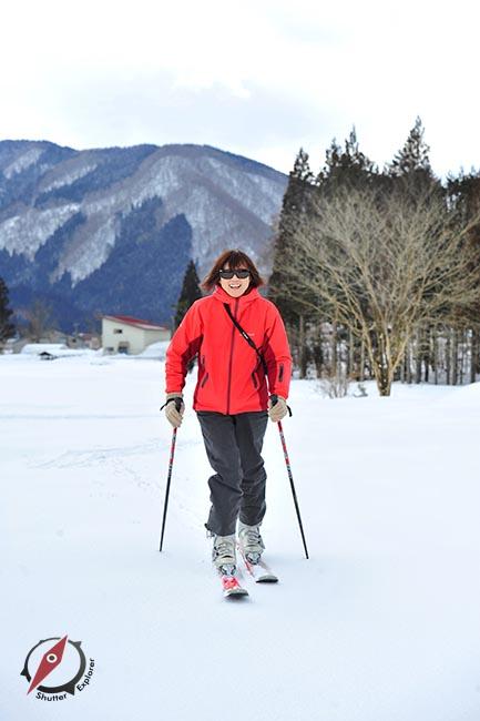 7 Akita Snow 7