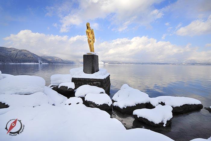 9 Tazawa Lake 1