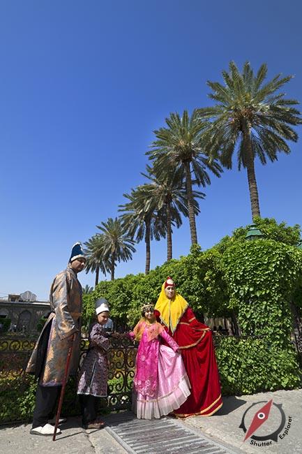 เมืองชีราส Naranjestane Ghavam 2