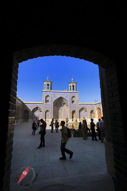 เมืองชีราส Pink Mosque 2