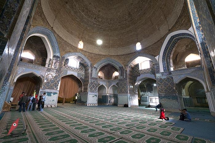 เมืองทาบริส Blue Mosque 2