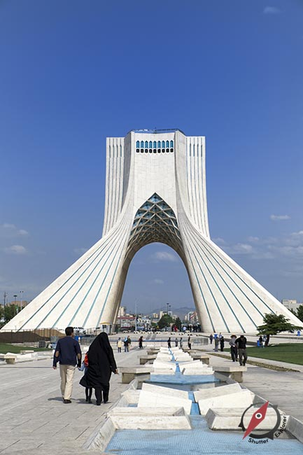 Azadi tower 1