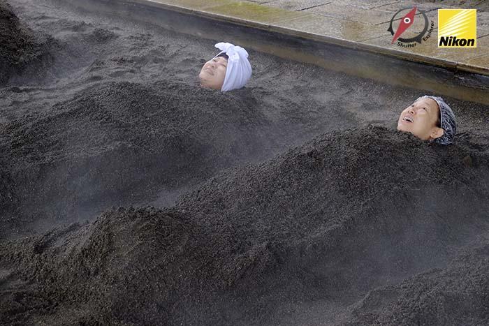 อาบทรายร้อน เบปปุ 2