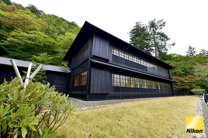 nikko บ้านทูตอังกฤษ ทะเลสาบซูเซนจิ 1