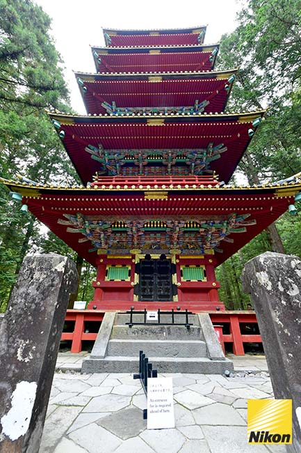 nikko ศาลเจ้ามรดกโลก 2