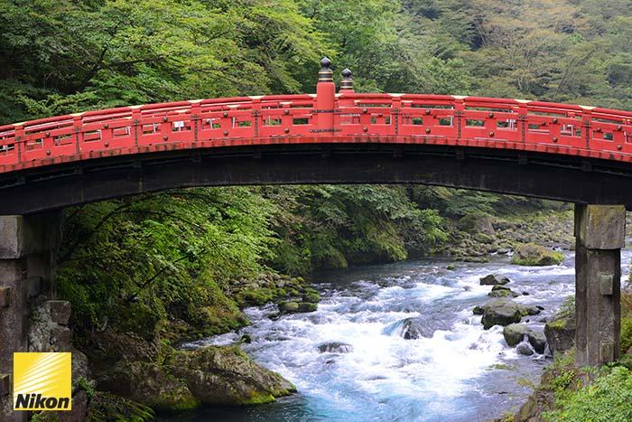 nikko สะพานชินเคียว