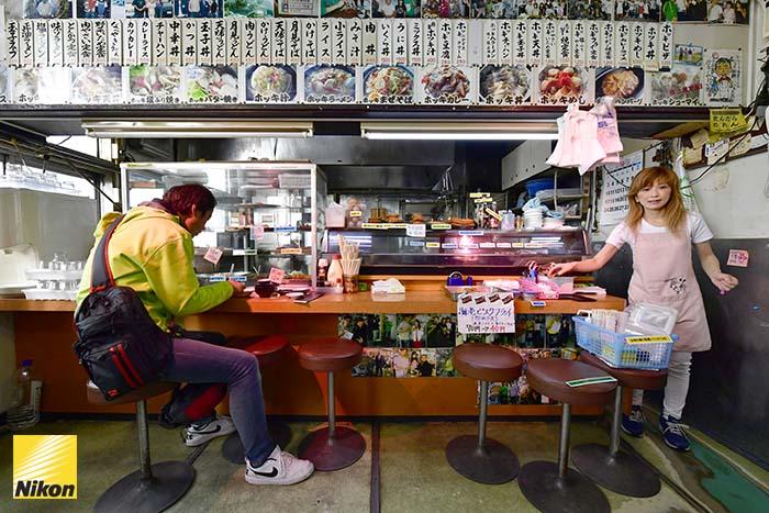 tomakomai marutoma cafeteria 1