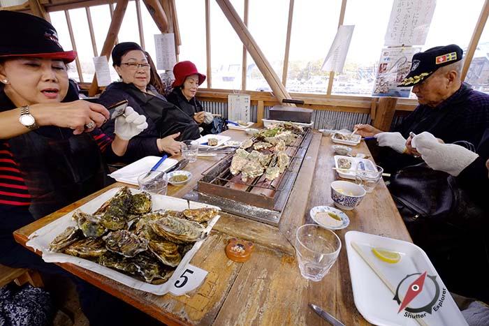 กินหอยมื้อเที่ยง 0010