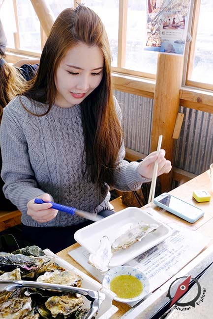 กินหอยมื้อเที่ยง 0011