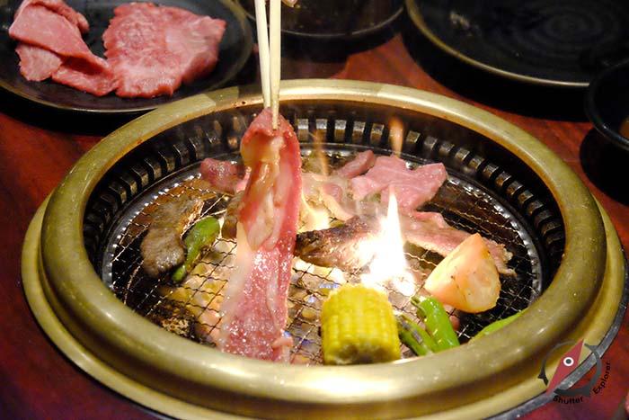 เนื้อมัทสึซากะ 4